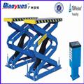 4 Wheel Scissor Car Lift BY-300B